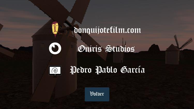 Don Quijote AR
